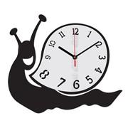 """Часы настенные """"Улитка"""", Часы для детской, Часы настенные фото"""