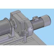Перевод контакторных систем управления краном на системы с частотным регулированием фото
