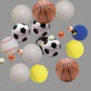 Прокат спортивных мячей фото