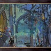 Картина Венеция, 1924, Коровин, Константин Алексеевич фото