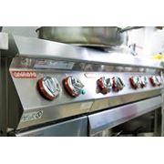 Установка кухонного оборудования фото