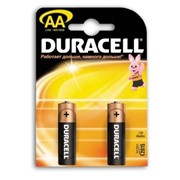 Батарейка R6 Duracell LR6/MN1500 4BP 1.5B фото
