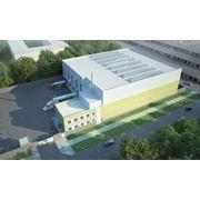 Логистический комплекс на ул. Ферросплавной (эскизный проект) фото