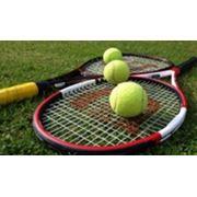 Cтроительство теннисных кортов фото