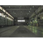 Аренда производственных помещений фото