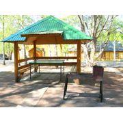 Прокат площадок для пикника и шашлыка фото