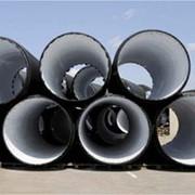 Труба перфорированная дренажная от 50 до 600мм полиэтиленовые ПНД и ПВХ фото