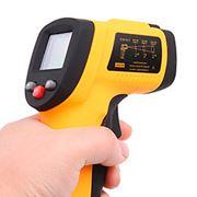 Инфракрасный термометр фото