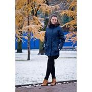 Куртка женская Westlake Lady темно-синяя, размер XL фото