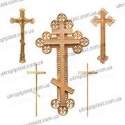 Крест саркофажный православный/католический фото