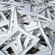 Отходы листового АБС пластика, полистирола, акрила фото