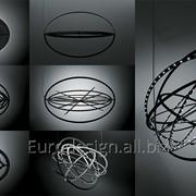 Лампа Copernico sospensione фото
