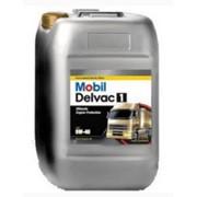 Масла моторные для грузовых автомобилей MOBIL фото