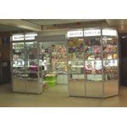 Мебель для аптек киосков АЗС фото