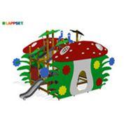 Проектирование детских площадок игровых комплексов спортивных площадок фото