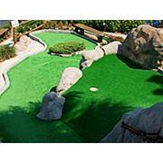 Устройство мини-гольфа фото
