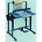 Запайщик, станок для изготовления и запайки мешков и пакетов, импульсный фото