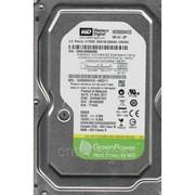 Накопитель HDD SATA 500GB WD AV-GP 16MB (WD5000AVCS) фото