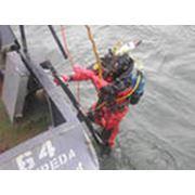 Подводные работы фото