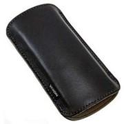 Оригинальный кожаный чехол Nokia фото
