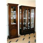 Шкафы деревянные, производство любой эксклюзивной мебели фото