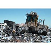 Поставка различного вида прессового оборудования для переработки отходов фото