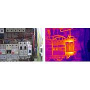 Тепловизионное обследование электрооборудования фото
