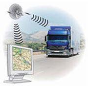 Системы мониторинга и контроля транспорта фото