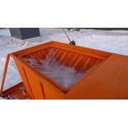 Оборудование снегоплавильное фото