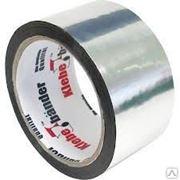 Скотч алюминевая лента 50ммх40м фото