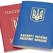 Внесение сведений о детях в загранпаспорт родителя (вписывание данных или вклеивание фото) фото