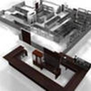 Проектирование торговых, торгово-административных зданий, предприятий автотранспорта фото