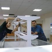 Монтаж торгового, холодильного оборудования и систем хладоснабжения фото