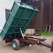 Полуприцеп к трактору ПТ-3.3 фото