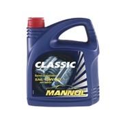 Масло Mannol CLASSIC 10w40 4 л фото