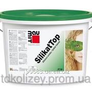 """Baumit Silikat Top силикатная штукатурка 2K """"барашек"""" * (зерно 2,0мм) 25кг фото"""
