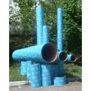 Картонні обсадні труби фото