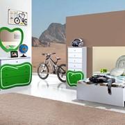 Серия детской мебели Яблоко фото