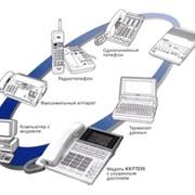 Проектирование систем телефонной связи (АТС) фото