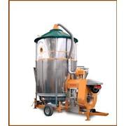 Мобильная зерносушилка Мекмар 20/153 T фото