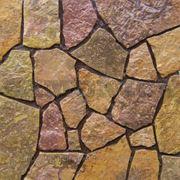 Камень для облицовки известняк персиковый фото