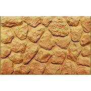 Сайдин цокольный Аэлит (мелкий камень). Цвета в ассортименте. фото