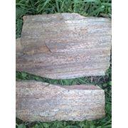 Златолит «кора дерева» для облицовки стен и дорожек фото