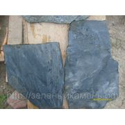 Сланец черный 15-20мм,20-30мм,30-50мм. фото