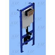 Система установочная скрытая (инсталяция) подвесного унитаза фото