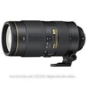 Объектив Nikon Nikon 80-400mm f/4.5-5.6G ED VR AF-S NIKKOR фото