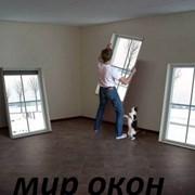 Окна из немецких профилей FUNKE, KBE фото