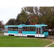 Трамвай 60102 фото