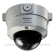 Panasonic WV-SW355E Видеокамера купольная,цветная, HD 1280x960 H.264/MPEG4/JPEG 1/3' МОП, 0,3 лк цвет/0,05 лк ночь, объектив 2,8-10 мм, 12 В DC фото