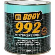 Грунт Body 992 1К Коричневый 1кг. фото